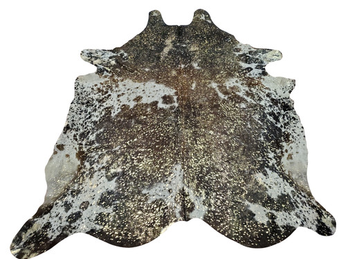 Cowhide decor in homes or in a soothern style wedding can be a statement point.