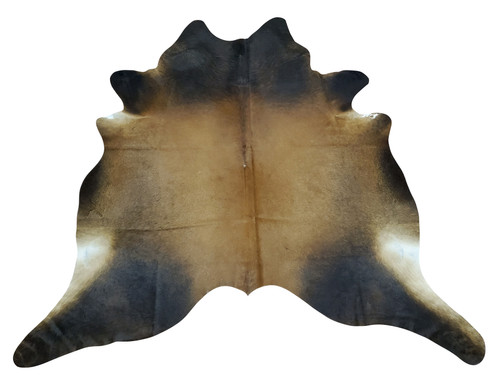 This mahogany cowhide rug is trending and you won't find this cow hide anywhere locally, free shipping all over Canada.