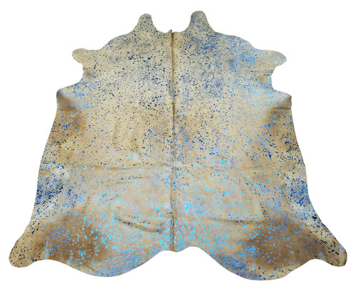 layered cowhide rugs in living room will give a touch of modern and natural inspiration, premium Brazilian cowhides in Canada.