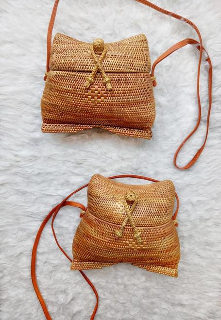 Babylon basket Bag