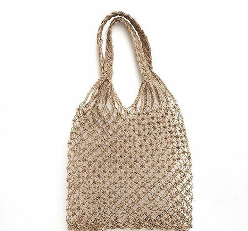 Rattan Bag The Natural Market Tote