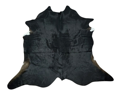 This natural black cowhide rug in small size will be a perfect master piece for your mancave or beach inspired living room.