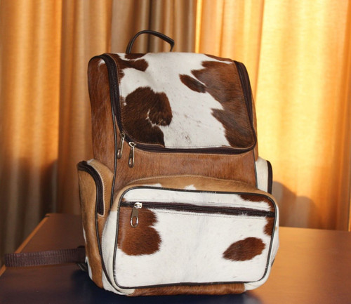 Very beautiful genuine cowhide bag