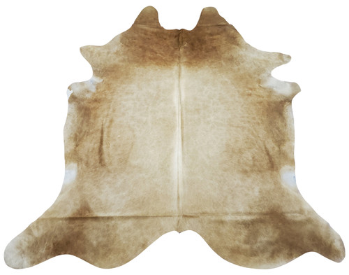 The quality of cowhide rug is very impressive and the mix of beige and brown is truly using which makes space so much nicer and calm.
