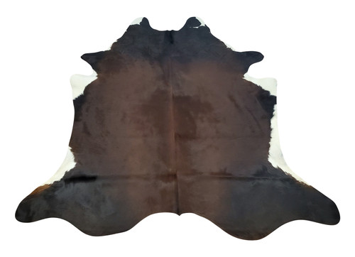 Dark brown black cowhide rugs, as beautiful as the photo, with excellent quality and good customer service.