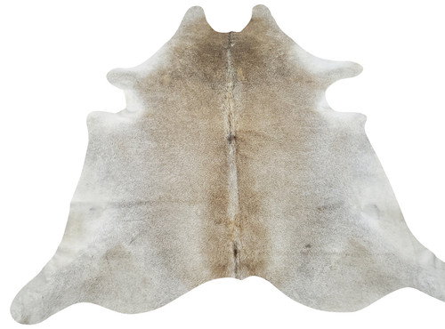Cowhide rugs are easy to maintain, grey tan looks refreshing and with soft texture these are the perfect assets for any modern or natural space.