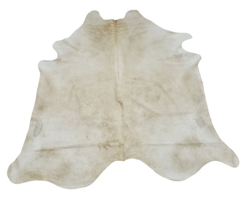 This cowhide rug in a beautiful beige taupe pattern will remind you of the sweetest memories every time you step on it or touch it, can also be moved around easily around the other decors.