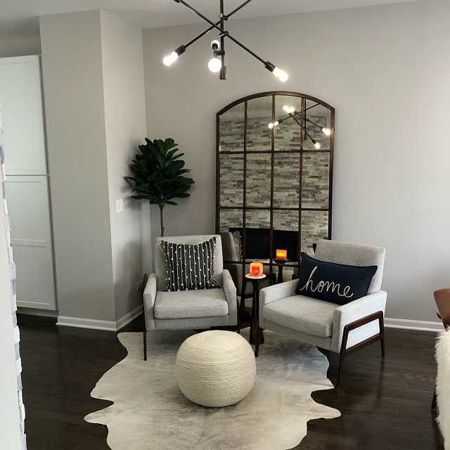 Love this cowhide rug grey if you been wanting a rug for years, but just couldn't find the right one, at Decorhut you will have flawless experience.