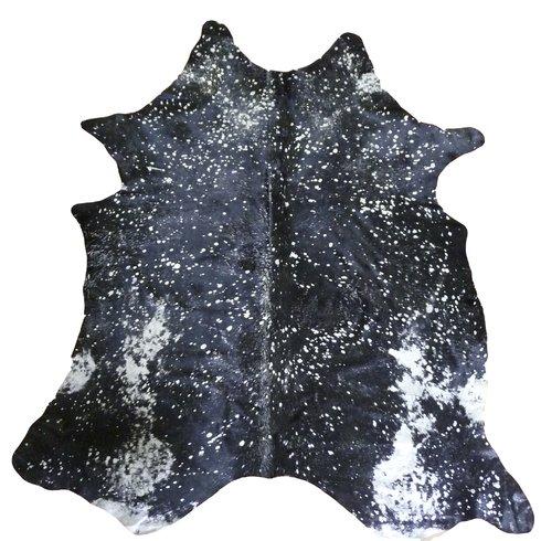 metallic cowhide rug canada