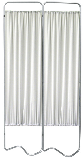 2 Section Medical Privacy Screen Curtains