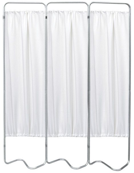3 Section Medical Privacy Screen Curtains