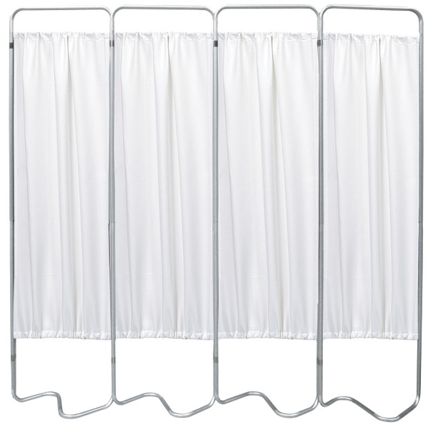 4 Section Medical Privacy Screen Curtains