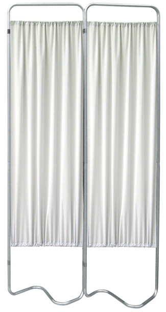 Economy 2 Section Folding Privacy Screen