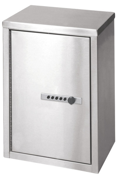 """Double Door Narcotic Cabinet With Keyless Combo Lock (15""""H X 11""""W X 8""""D)"""