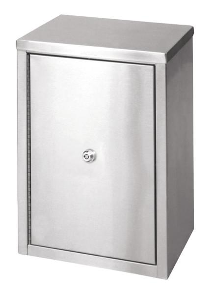 """Double Door Narcotic Cabinet  (15""""H X 11""""W X 8""""D)"""