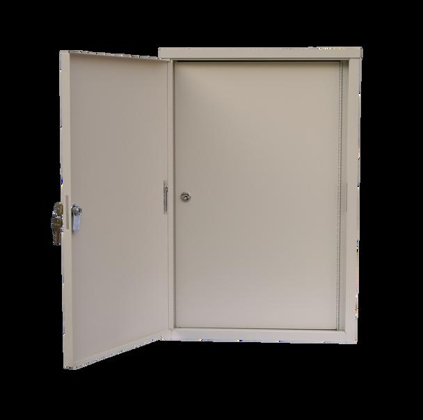 "Economy Double Door Narcotic Cabinet (24""H x 16""W x 8""D)"