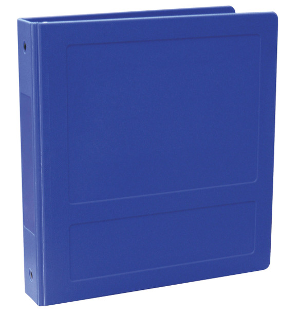 "1"" Side & Top Open Molded Ring Binders"