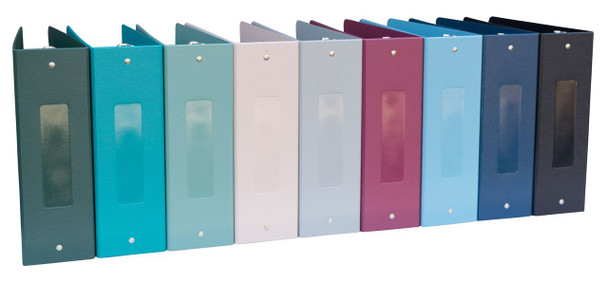"3"" Side Open Molded Ring Binders"