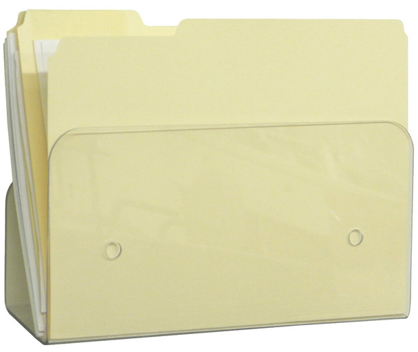 Open Ended Wall Storage Pocket (255750)