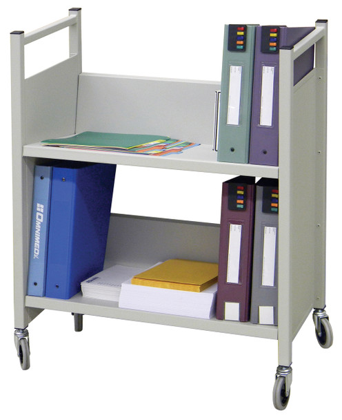 Library/Cubbie Rolling Book Cart
