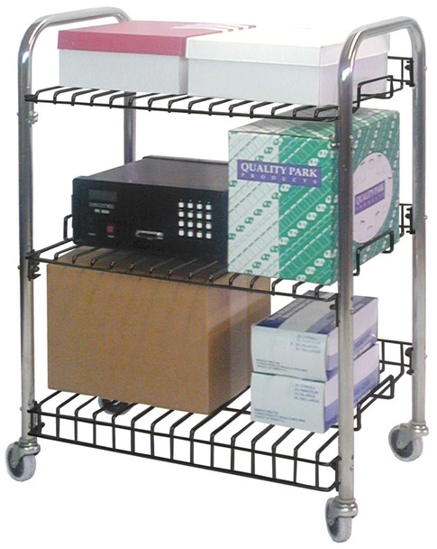 Wire Shelf Utility Cart (264650)