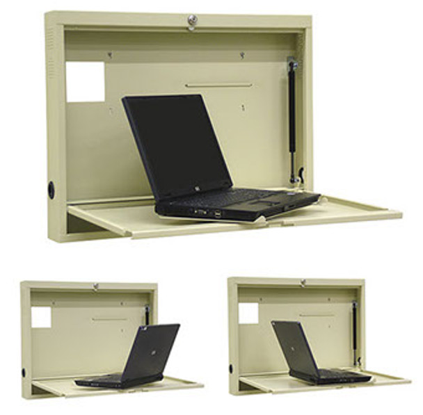 Turntable Laptop Wall Desk (291449)