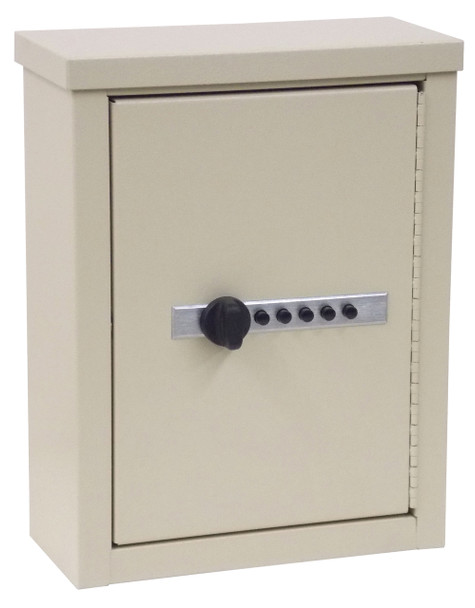 Mini Wall Storage Cabinet W Combo Lock (291609)