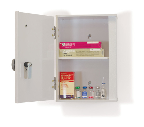 Small ABS Patient Security Cabinets (291640)