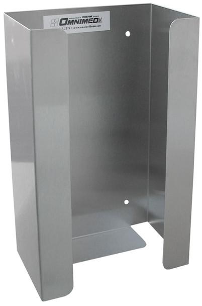 Stainless Steel Single Glove Box Holder