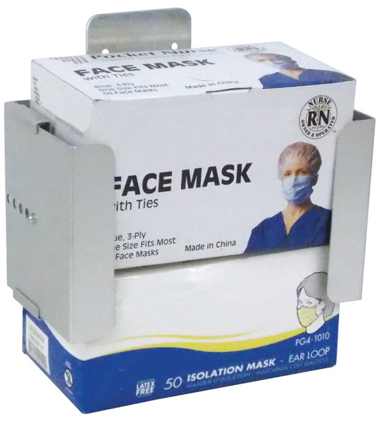 Adjustable Face Mask Holder full