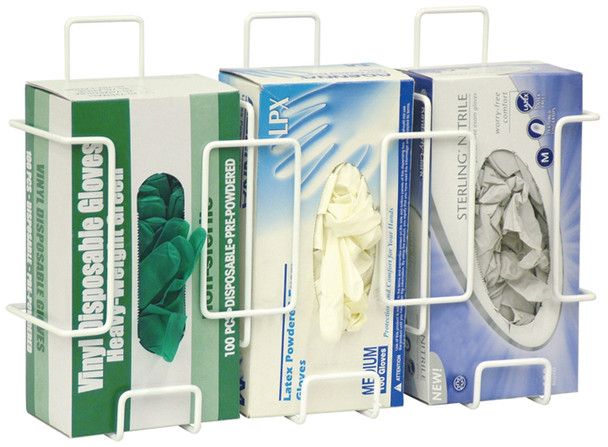 (1) Deluxe Triple Wire Glove Box Holder (305380-1)