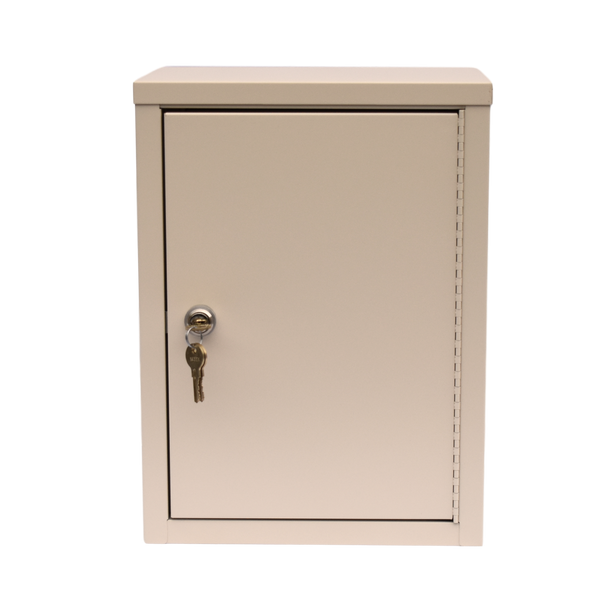 "Economy Double Door Narcotic Cabinet (15""H X 11""W X 8""D)"