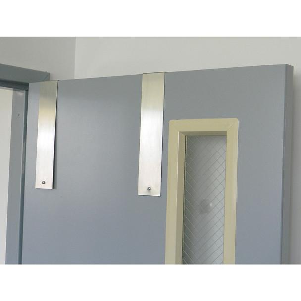 Door Hanger Bracket - Stainless Steel