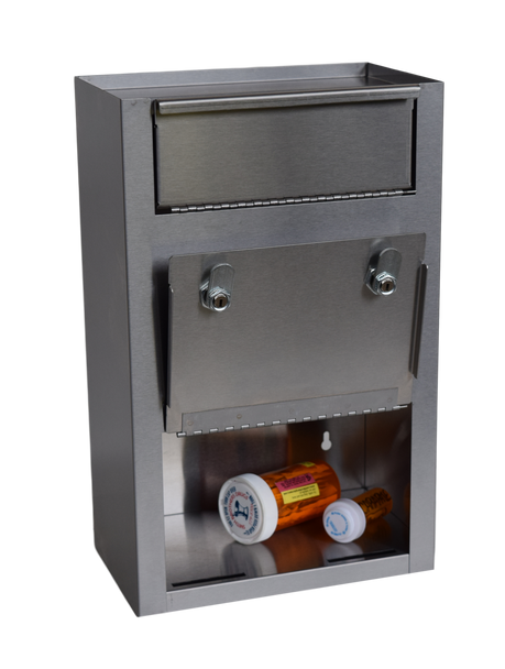 Medication Dropbox Disposal Cabinet