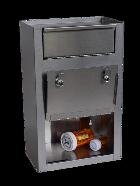 Medication Dropbox Disposal Cabinet