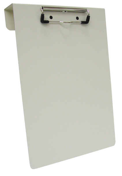 Beige Overbed Clipboard