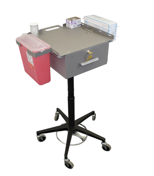 Phlebotomy Cart