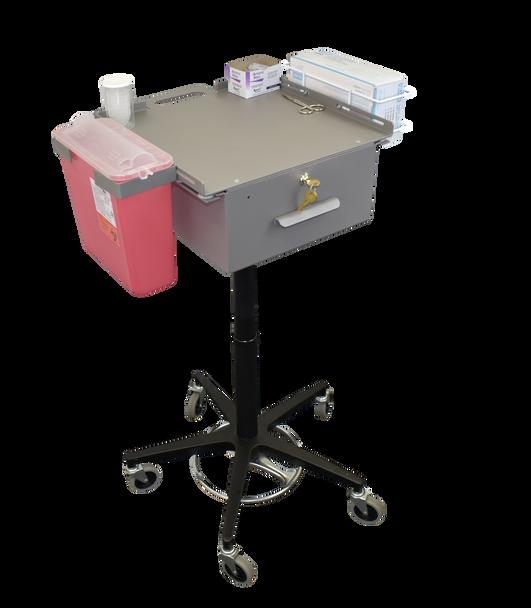 Phlebotomy Cart