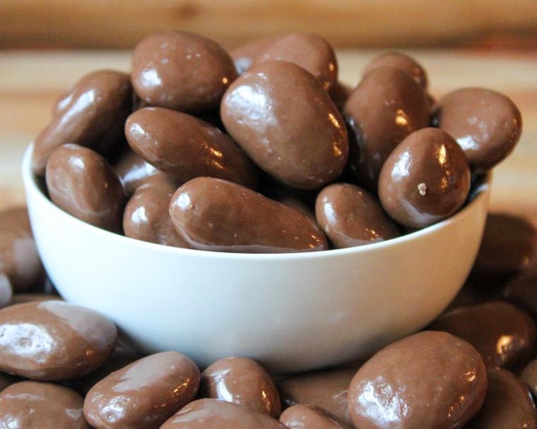 Milk Chocolate Amaretto Pecans