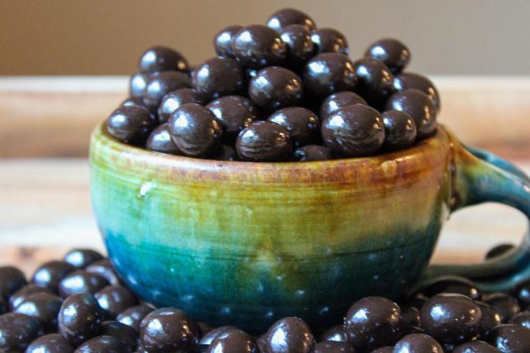 Dark Chocolate Dipped Coffee Beans