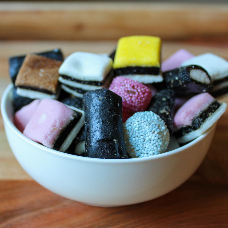 Gustaf Assorted Liquorice
