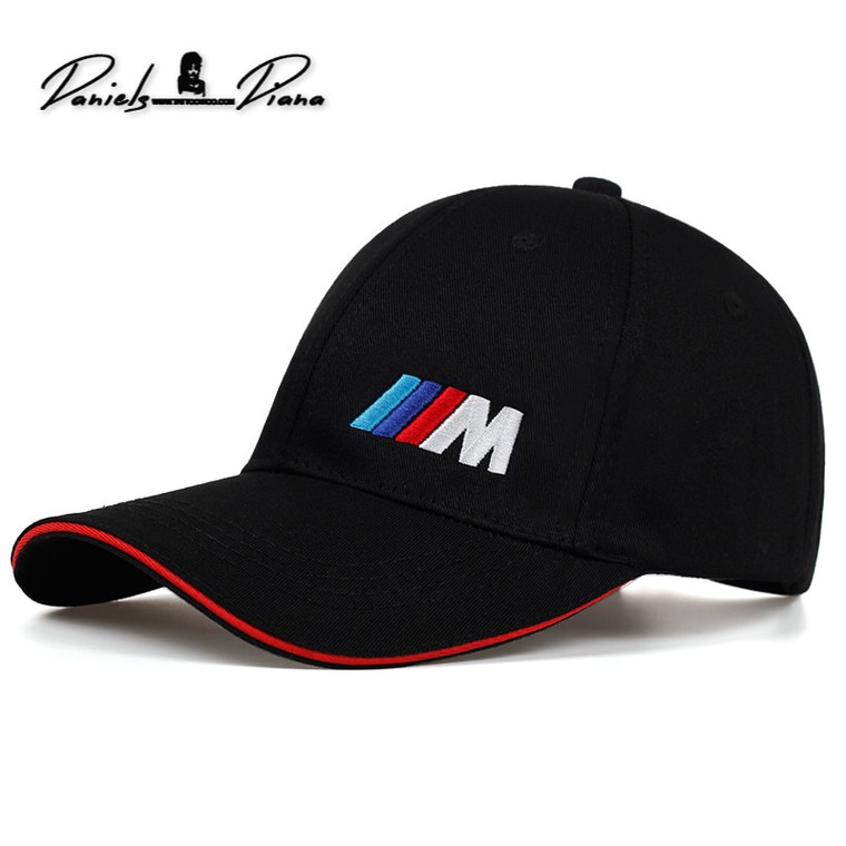Letters M Embroidered Baseball Cap Fashion Outdoor Cotton Breathable Caps Adjustable Men Women Snapback Dad Trucker Bone Hat