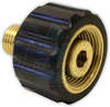 "22mm Screw Coupler x 3/8"" MPT"