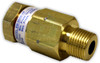 "Brass Hose Swivel 3500 PSI 200 Degree 3/8"" MPT x 3/8"" FTP"