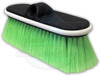 "10"" Green Nylon Bristle Wash Brush"