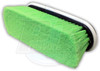 "10"" Green Nylon Bristle Wash Brush"