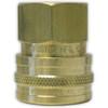 "1/2"" FPT Foster Brass QC Socket"
