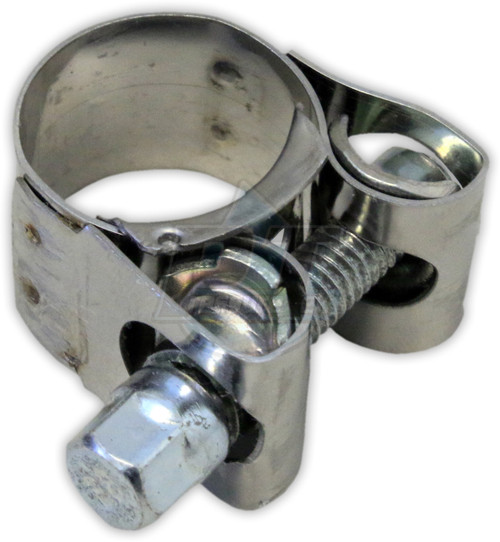 Tight Seal Hose Clamp (OUT OF STOCK UNTIL 5-29-20)