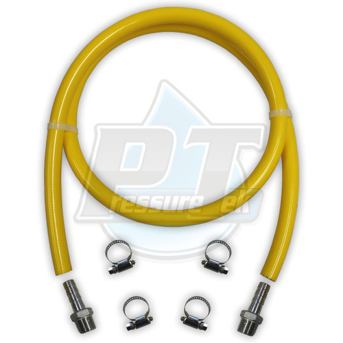 Low Pressure Reel Connection Kit