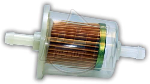 "5/16"" Inline Gas Filter (Plastic)"